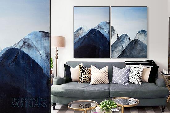 framed wall artwork