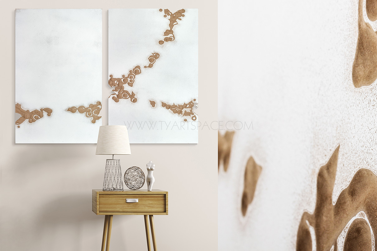 abstract decorative artwork