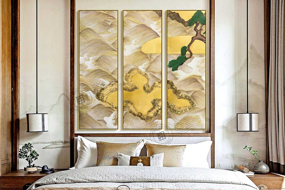 Abstract Oil Painting | Tianyu Art Space