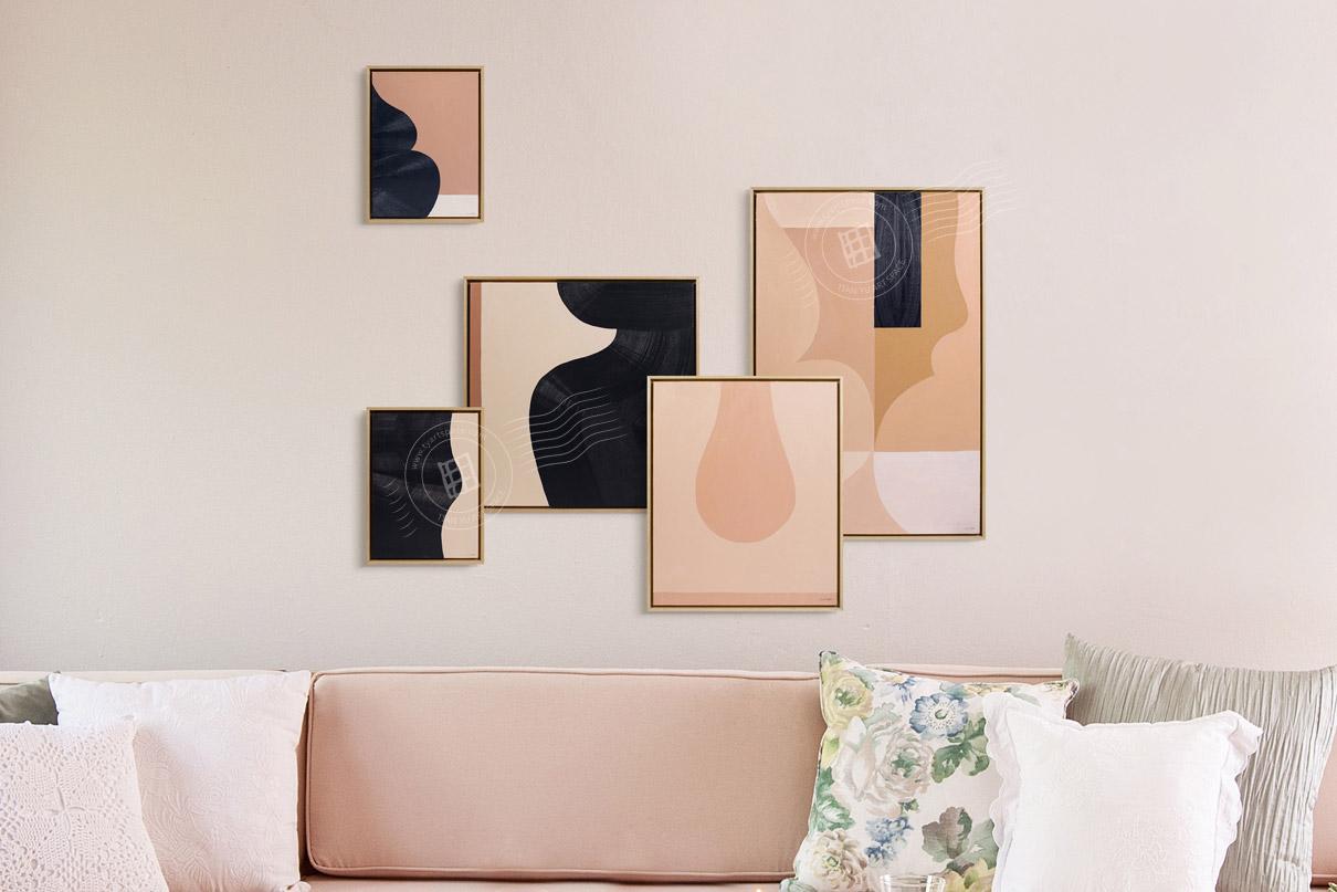 hospitality design painting
