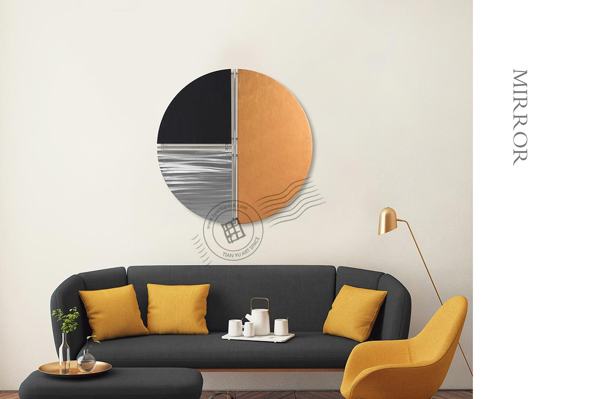 circle shape artwork
