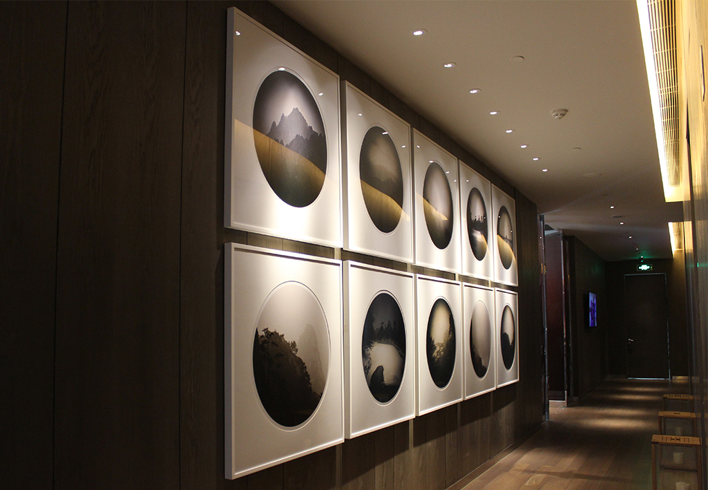 wall art for w hotel