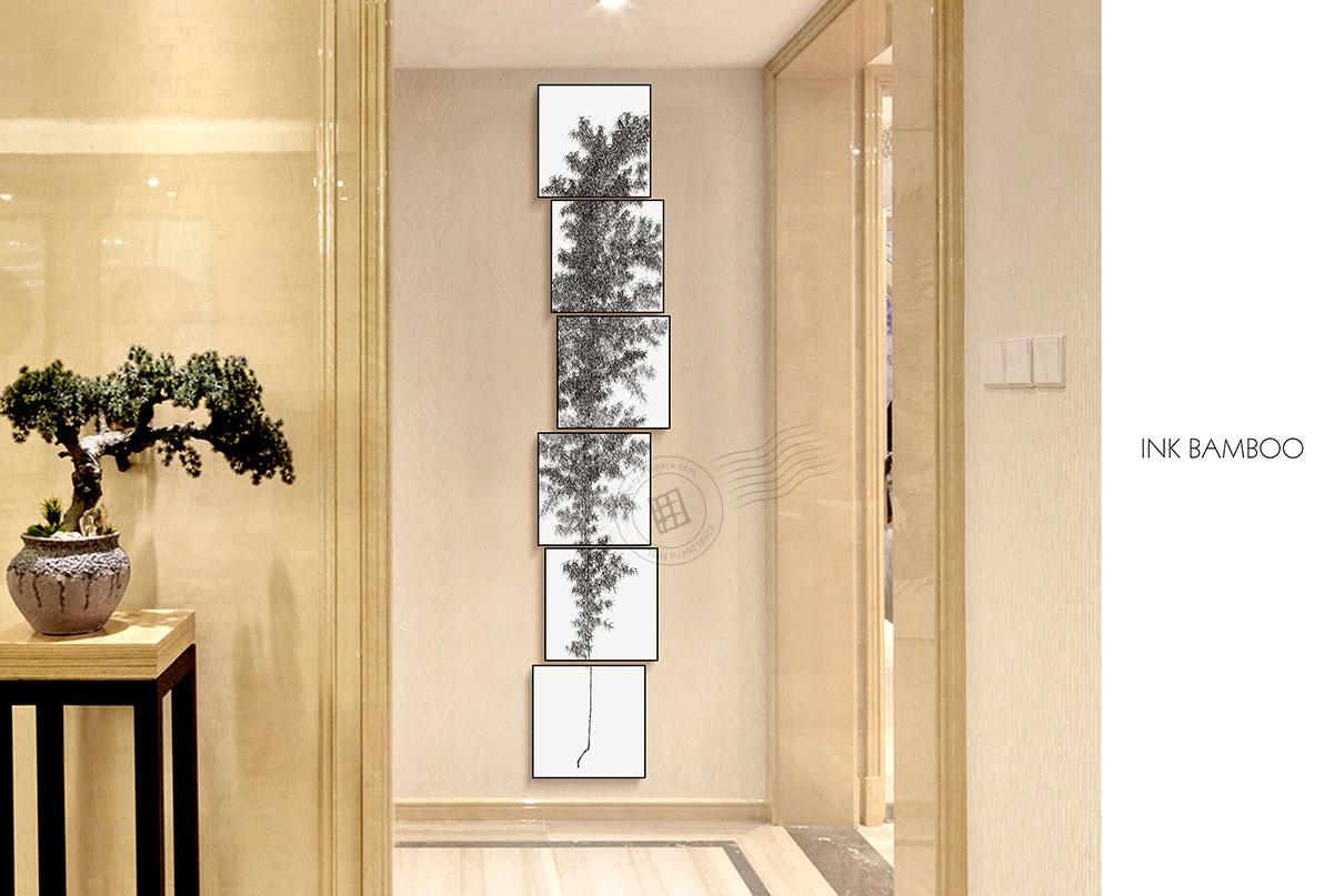 decorative hanging painting