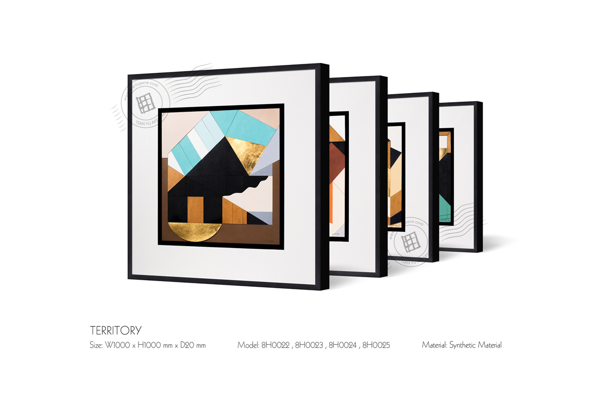 framed decorative artwork