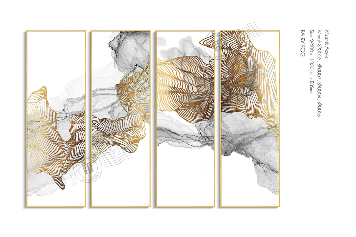mutil panels printings