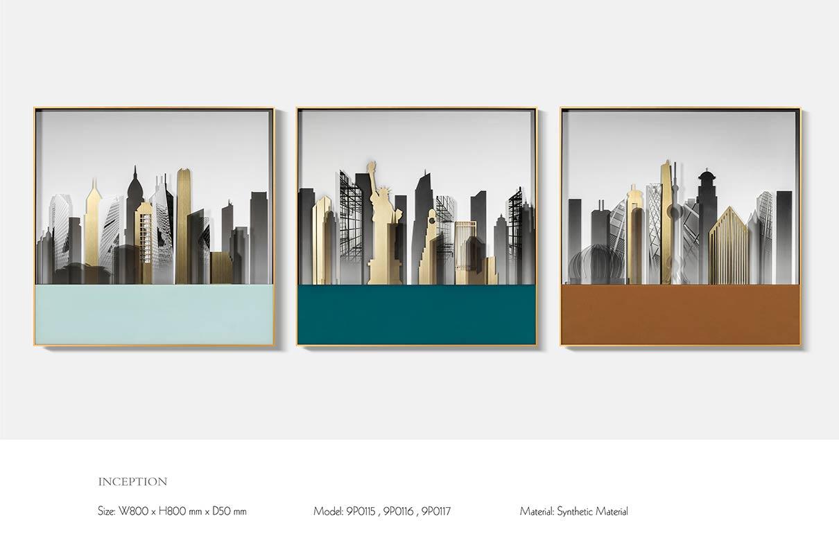 city view artwork
